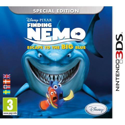 Nintendo 3DS - Findet Nemo - Flucht in den Ozean für €11,67 [@Zavvi.com]