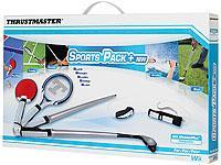 Thrustmaster Sports Pack + NW für Nintendo Wii bei Pearl (Controlleraufsätze)