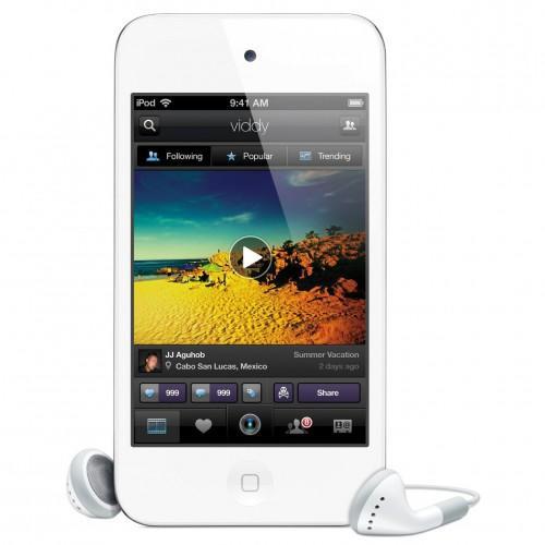 """Apple iPod Touch 4G 8GB """"Achtung Österreich"""""""