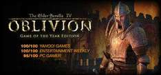 The Elder Scrolls IV: Oblivion Game of the Year Edition (Steam)