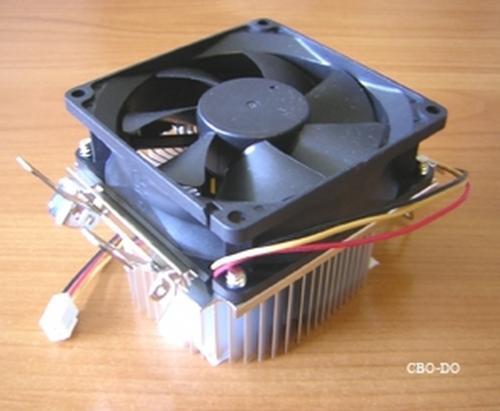 EKL Radial64 CPU Kühler mit Kupferkern für nur 3,95 EUR inkl. Versand