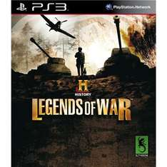 PC/XBox360/PS3/Vita - History: Legends of War ab €14,02 [@Zavvi.com]