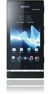 [Base] Sony Xperia™ U black 99,00€