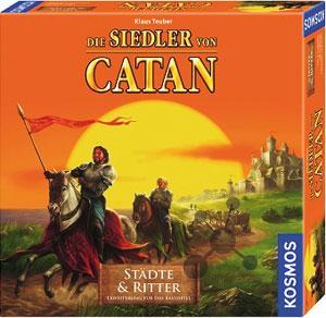 [Die Siedler von Catan] Basisspiel für 14,99€ | Erweiterungen ab 16,99€ inkl. Versand @ Spiele-Offensive