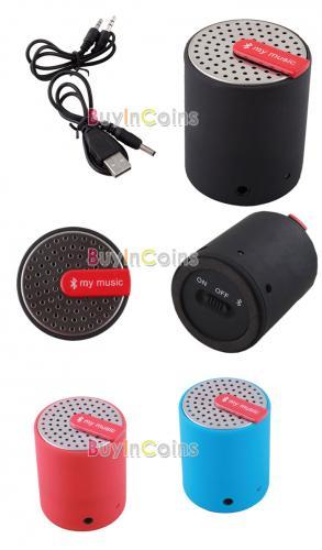 CN: A2DP Bluetooth-Lautsprecher KTS-07
