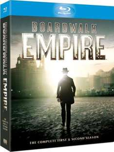 Boardwalk Empire - Season 1-2 Complete [Blu-ray] für ~36€ @Amazon.co.uk
