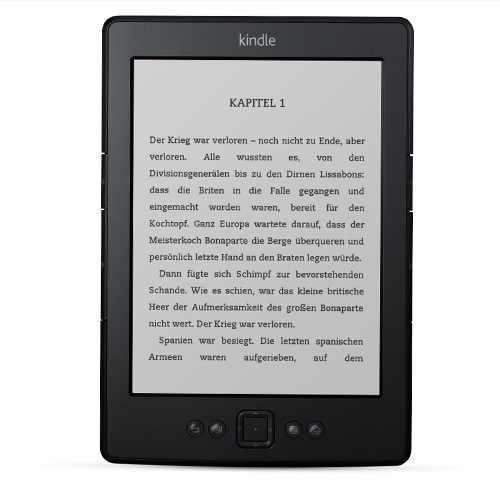 Amazon Kindle 4 für 69€