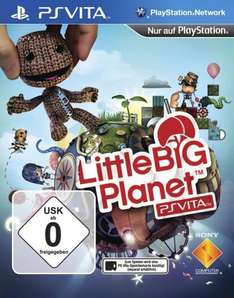 Little Big Planet / PlayStation Vita @Conrad