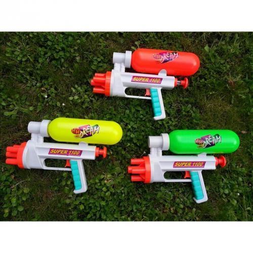 Deal-Pack 3er Set XL Wasserpistole 38cm lang