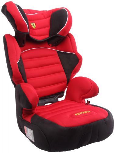 Osann Kindersitz BeFix im Ferrari-Look für nur 49,90 EUR inkl. Versand