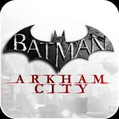 [STEAM] Batman Arkham City GOTY