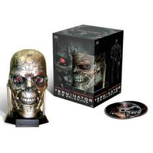 "[Edit] [thehut.com] Terminator Salvation T-600 Limited Edition Packaging Blu-ray für 24.53€ [Coupon ""BHB2""]"