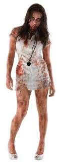 Rubie's The Walking Dead Zombie Nurse Fancy Dress @amazon.co.uk