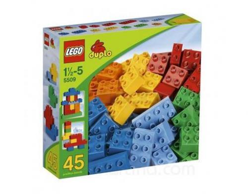 """Lego™ - Duplo """"Grundbausteine Standard"""" (5509) ab €8,87 [@MeinPaket.de]"""