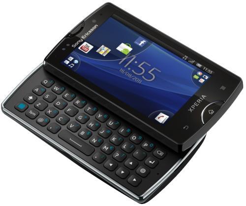 Sony Ericsson Xperia mini pro schwarz SK17i