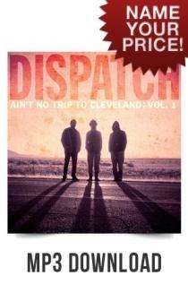 Dispatch - Ain't No Trip To Cleveland (2CD Live Album)