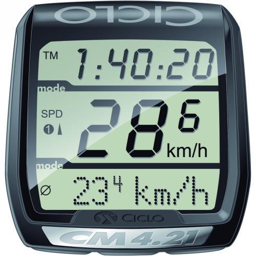 Ciclo CM 4.21 HR drahtlos Fahrradcomputer Modell 2013 // Aachener = Selbstabholer = kein VSK