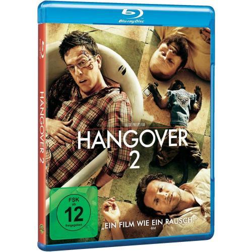 Hangover 2 [Bluray] für 5 € bei Saturn