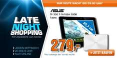 Saturn Late Night Shopping - Asus Transformer Pad TF 300 T (ohne dock) 32 GB