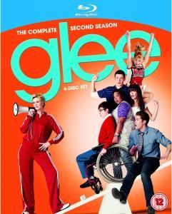 Glee Season 2 Blu-ray, UK ohne deutschen Ton
