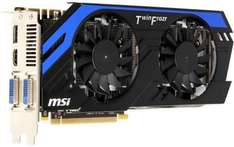 MSI Twin Frozr GTX 670 276 Euro