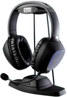 Creative Sound Blaster Tactic3D Omega Wireless Headset für 100€ @eBay - PS3/Xbox/PC Headset