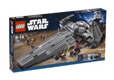 LEGO Star Wars 7961 - Darth Maul's Sith Infiltrator für 40,71€
