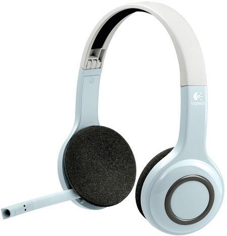 Bluetooth Stereo Headset Logitech Wireless Headset H609 @eBay