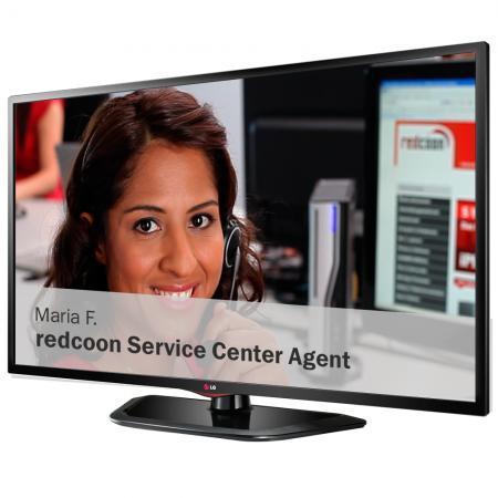 [Redcoon] LG 50LN5708 Skype Set für 777€ ca. 27% Rabatt