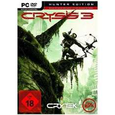 [lokal?] Crysis 3 Hunter Edition für 19€ (PC) @MediaMarkt Lingen
