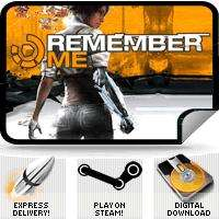 Remember Me Multilanguage Steam Key