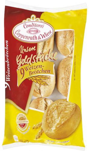 Coppenrath & Wiese Brötchen mehrere Sorten für 0,79€ im KAUFLAND - BUNDESWEIT