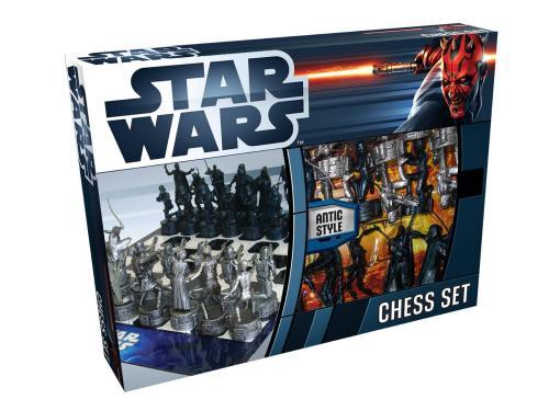 (Amazon) Star Wars Schachspiel All-in-One UT21076