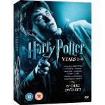 Harry Potter 1 - 6 auf Bluray für ~ €24 direkt @Amazon.co.uk
