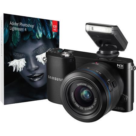 Samsung NX1100 für 369 @ Zack Zack // 116 Euro günstiger