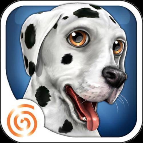 """DogWorld 3D"" für iOS gratis!!!"