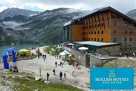 Berghotel Rudolfshütte Gutschein für Familienurlaub in den Alpen für 132,50 € statt 265,- €!