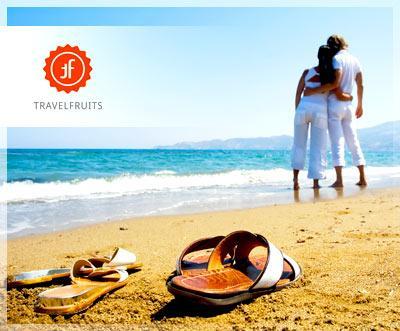 Travelfruits - 50€ Gutschein für 5€
