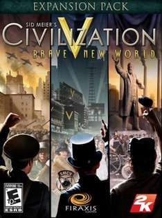 Sid Meiers Civilization V Brave New World PC 19,83 €