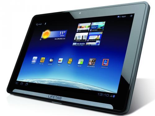 Medion P9514 (10'' Android Tablet mit Wifi und 3G, 32GB, ICS) B-Ware für 199€