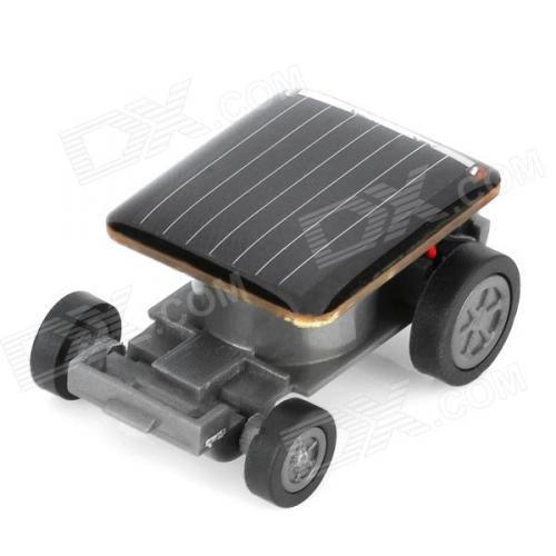 (CN) Micro Solar Auto für 1.18€ @ Ebay