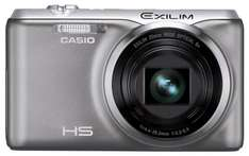 Casio Exilim EX-ZR20 Digitalkamera (16 Megapixel, 8-fach opt, Zoom, 7,6 cm (3 Zoll) Display, bildstabilisiert) silber/violett/schwarz/weiß @Amazon Blitzangebot