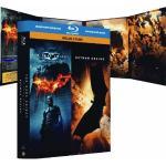 Blu-ray: Batman Begins + The dark knight