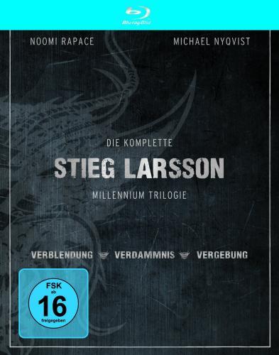 [BLU-RAY] Stieg Larsson Millennium Trilogie @ MediaMarkt.de für EUR 7,00