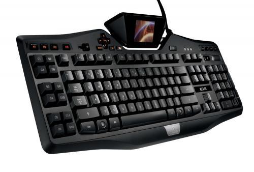 LOGITECH G19 Gaming-Tastatur @ MediaMarkt.de für 66,00 EUR