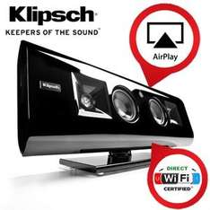 Tiefstpreis: Klipsch G-17 AirPlay-fähiger Lautsprecher – WiFi, USB, Line-IN [ibood]