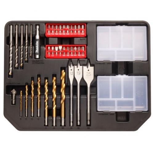 Makita Profiwerkzeug Zubehör-Set 37-teilig für 11,11€ @Dealclub