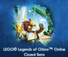 LEGO Legends of Chima Online Beta Access