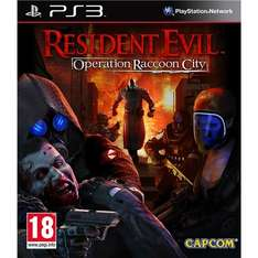 PS3 - Resident Evil: Operation Raccoon City für €10,95 [@Wowhd.se]