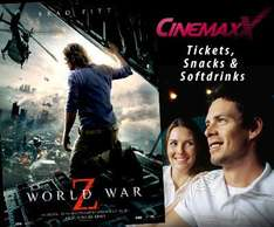 5 Cinemaxx Gutscheine